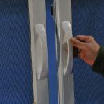 Image of window handles