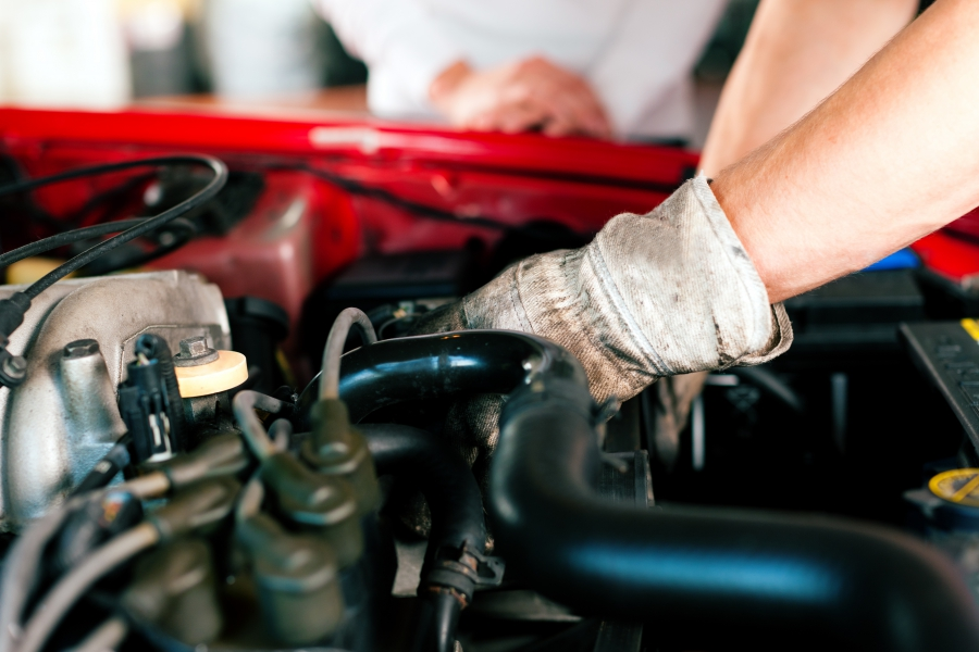 Common Signs It's Time To Replace Your Timing Belt