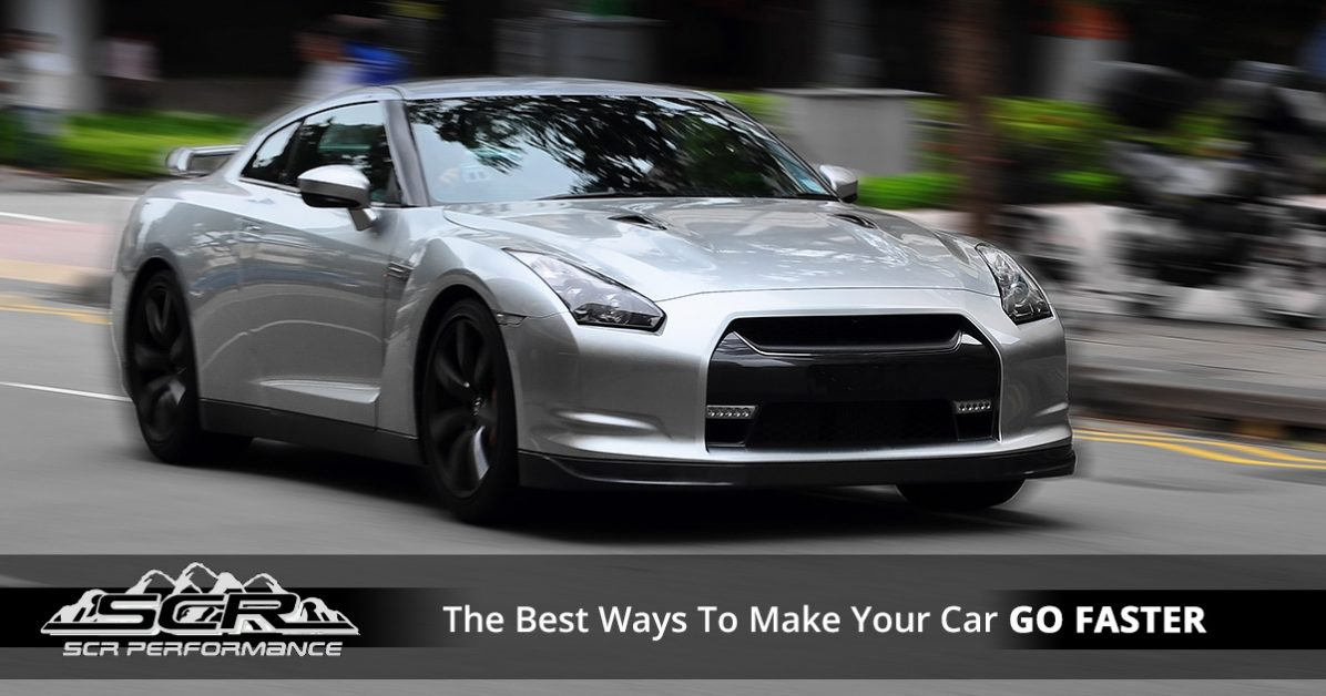 How To Make Your Car Faster >> Performance Car Parts Loveland The Best Ways To Make Your