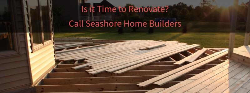 Home Renovation Stone Harbor