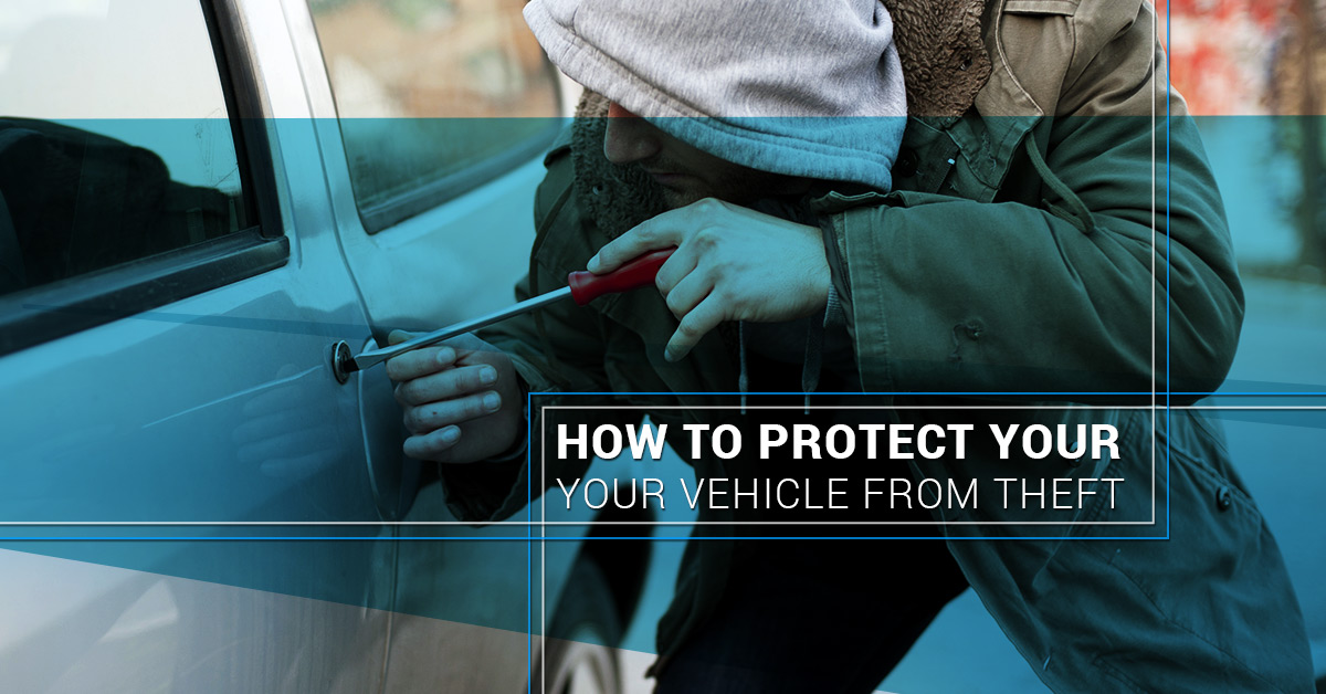 How To Protect Your Vehicle From Theft