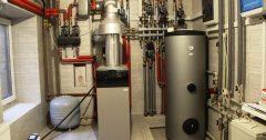 Image Of A Proper Boiler System