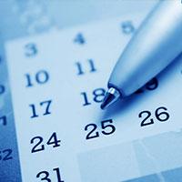 Seminary Calendar Image