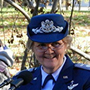 Colonel Dr. Linda Pugsley - CTS Alumna