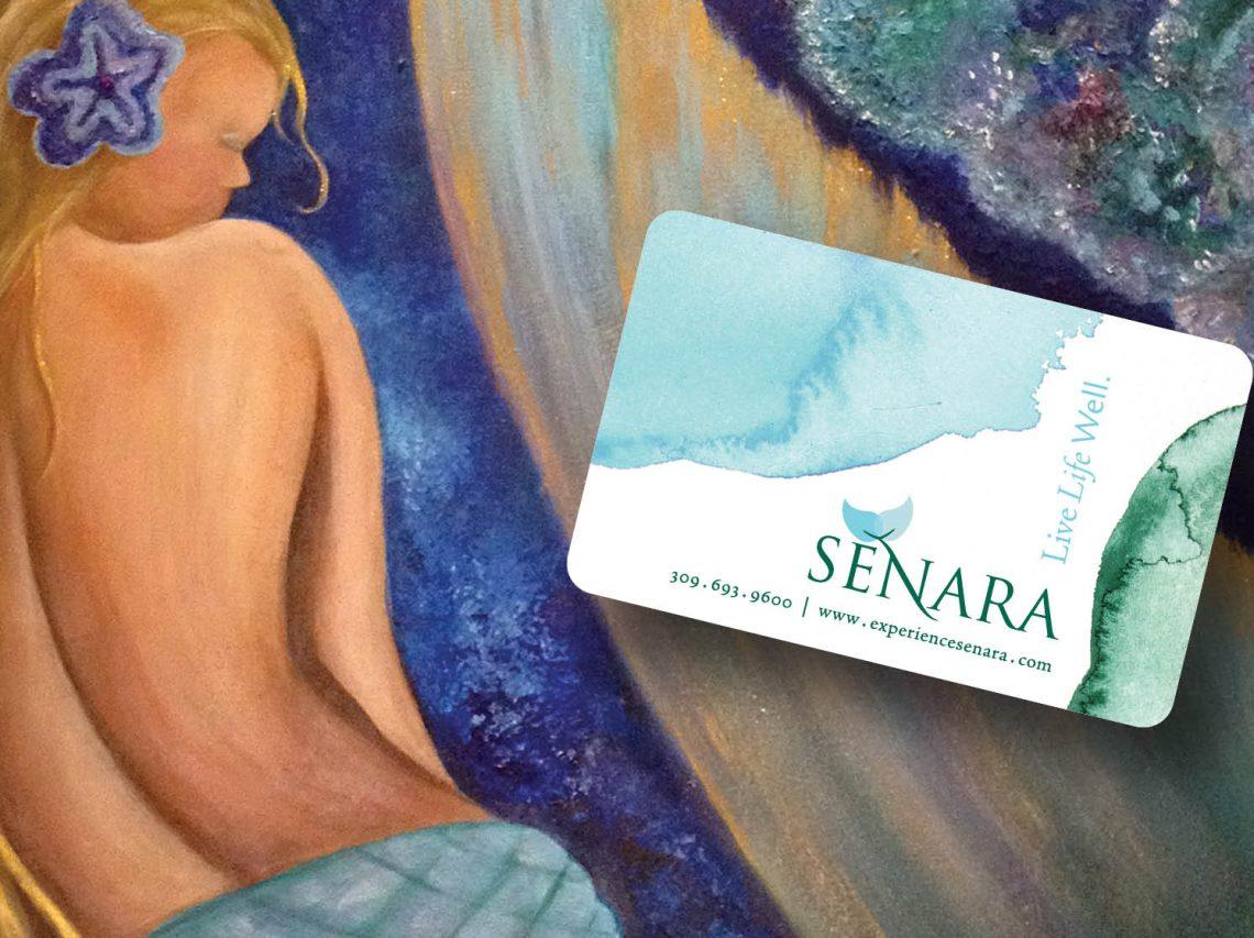 senara spa gift card image