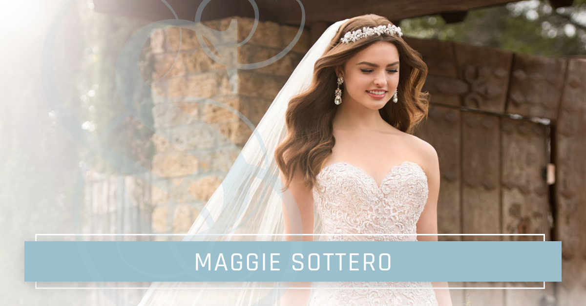 Maggie Sottero Wedding Dresses Washington DC - Feel More Beautiful ...