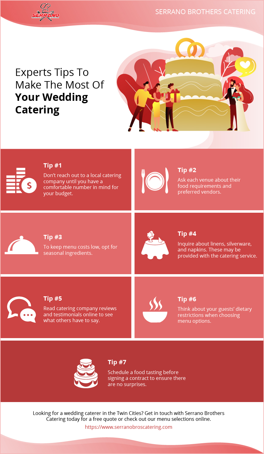 Catering In Elk River Expert Tips To Make The Most Of Your