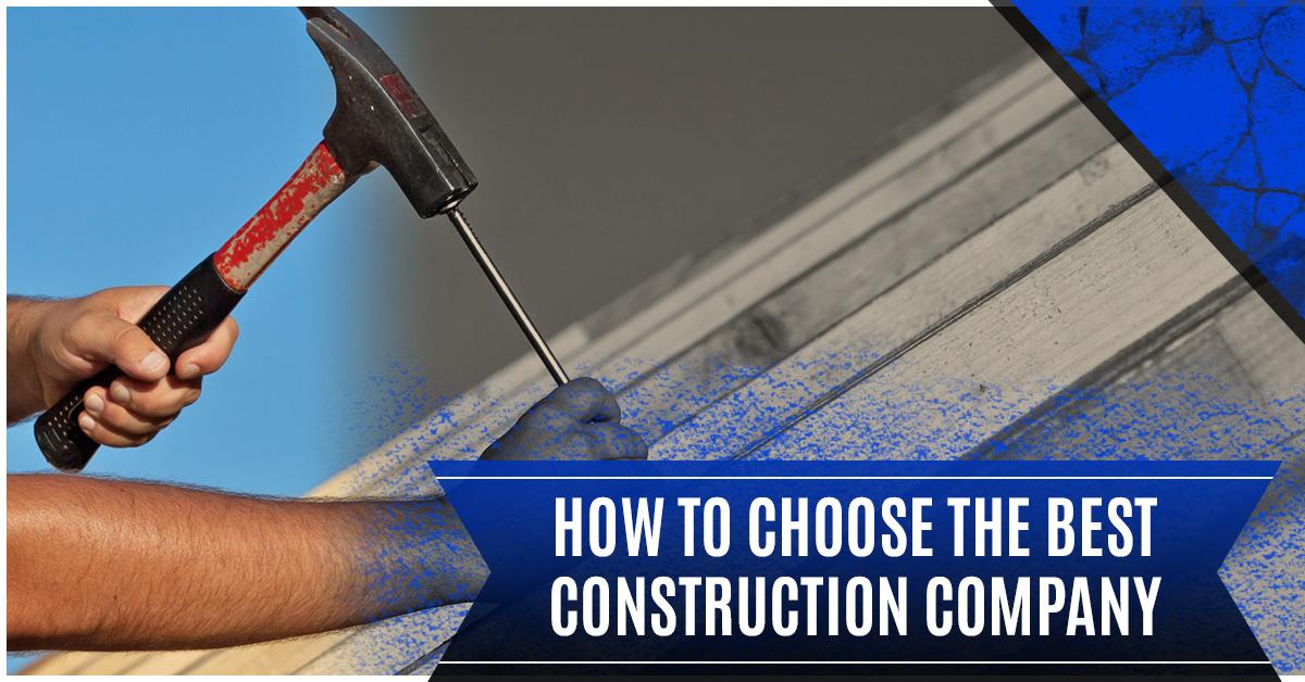Nine Quick Tips On Construction Company