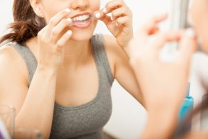 Teeth Whitening At-Home