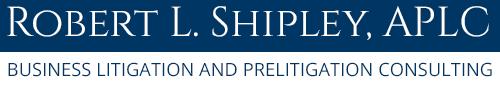 Robert L Shipley, APLC