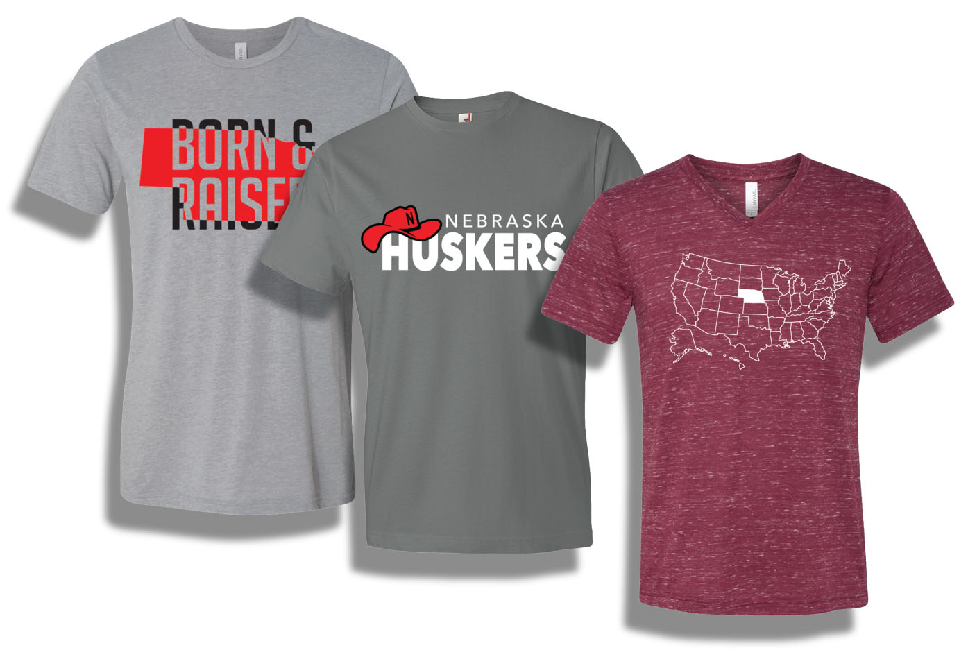 ffcc4330 Nebraska S.O.T.M. Club is your place to get unique Nebraska themed graphic  t-shirts! Show off your Cornhusker pride and love for everything Nebraska.