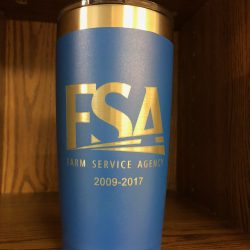 Personalized Laser Engraved Promotional Items