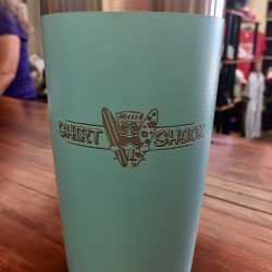 Custom Laser Engraved Coffee Tumblers