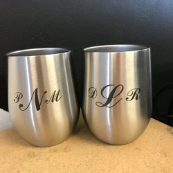 Personalized Engraved Monogram