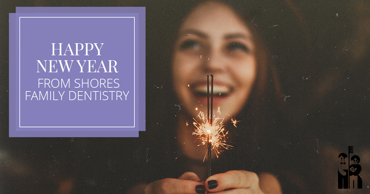 Happy New Year from Shores Family Dentistry