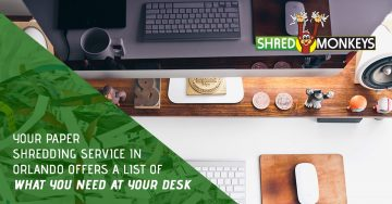 What You Need At Your Desk