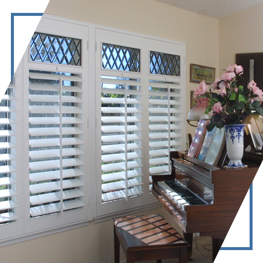 An image of some gorgeous shutters from Shutters And More.