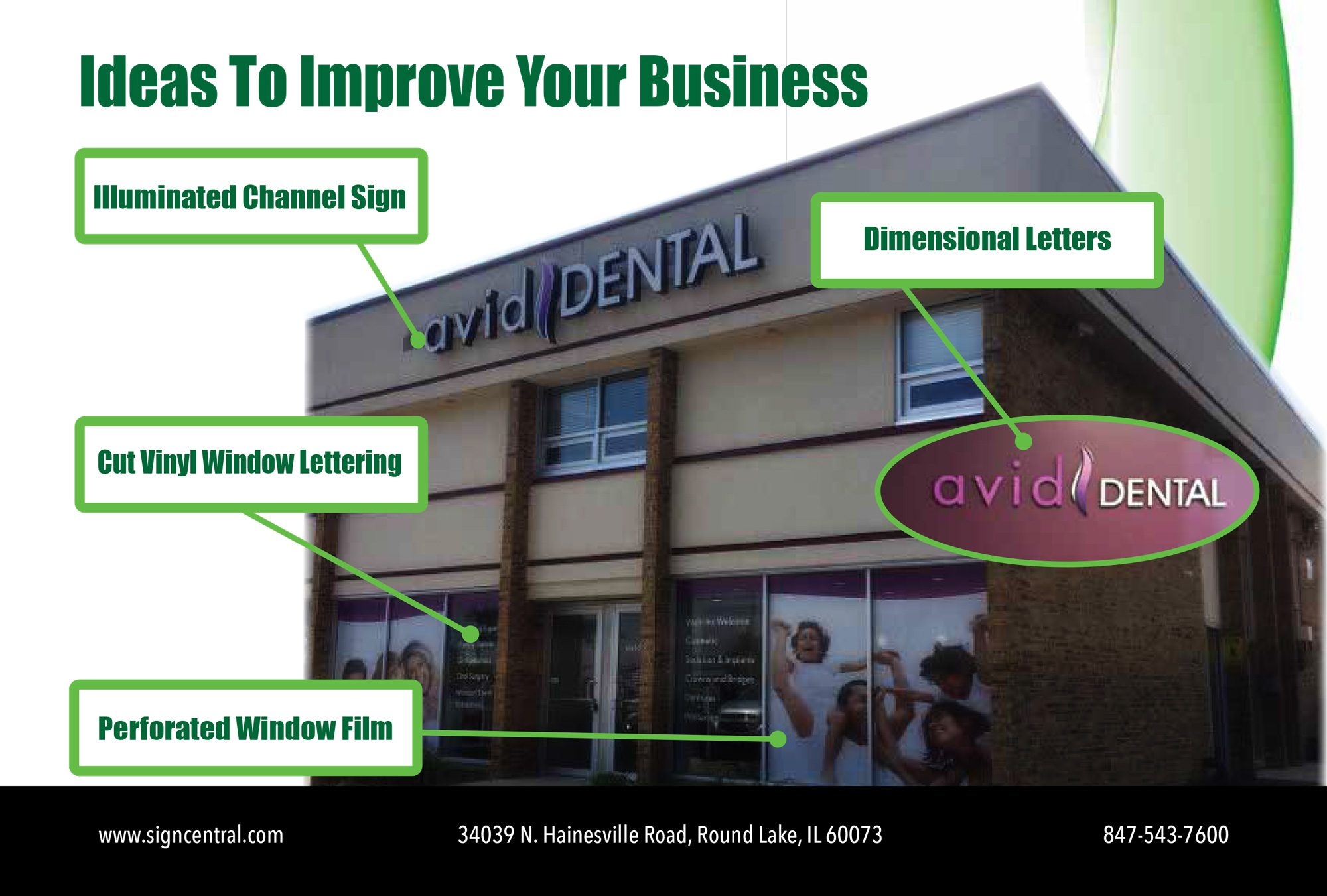 Dental Practice Signage | Sign Central