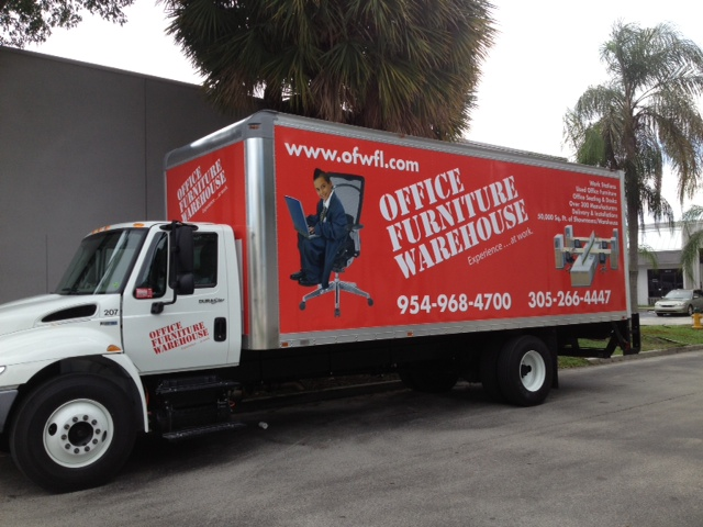 Make your vehicle a rolling billboard with a vehicle wrap.