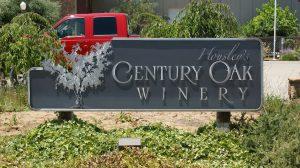 Metal Signage Monterey Salinas