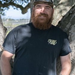 Austin, a fabricator for our Monterey County sign company