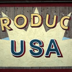 Unique mural for Produce USA