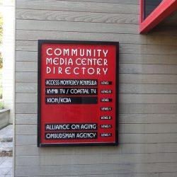 Custom Dimensional Business Signage Monterey, CA