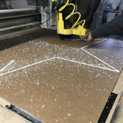 The Making of a Custom Sign by Signs By Van