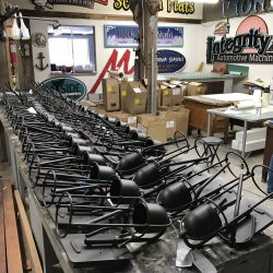 A look inside the sign shop