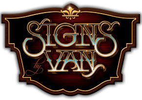 Signs by Van