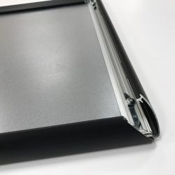 open edge low-profile Simple Snap Frame