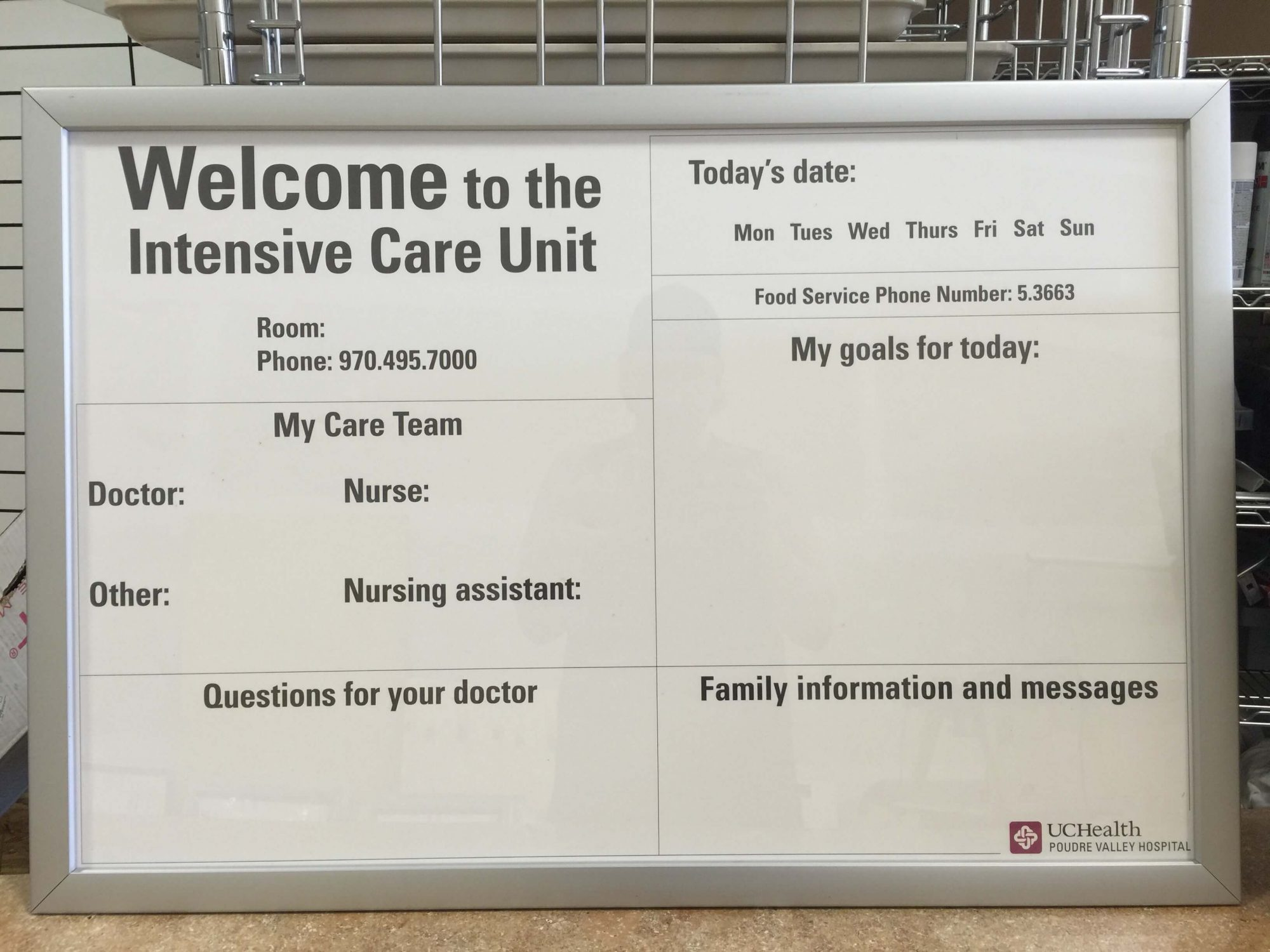 Patient Communication Whiteboards - Stay Up To Date | Simple