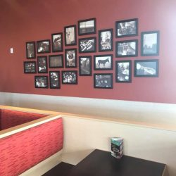 restaurant snap frame art display Simple Snap Frame
