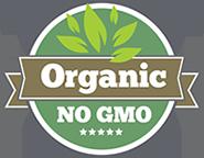 Organic No GMO