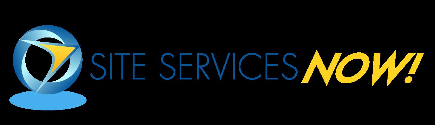 Site Services Now!