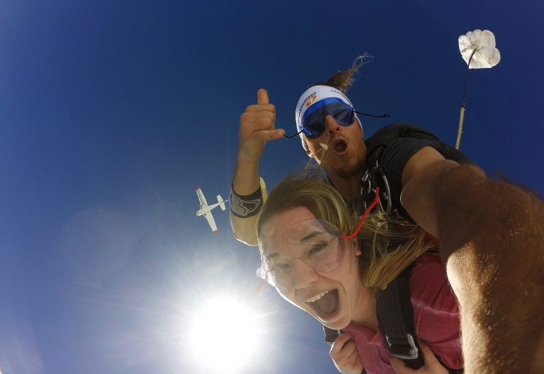 Skydive The Gulf - Get A Bird's Eye View Of The Gulf, Ocean