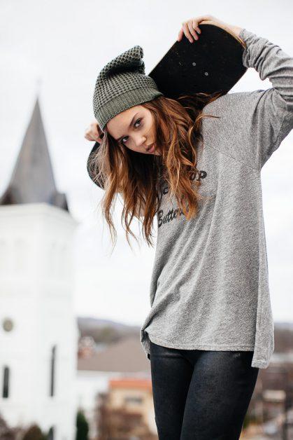 model photography Telluride