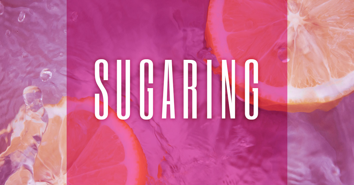 Sugar Waxing Services At Slim And Clean