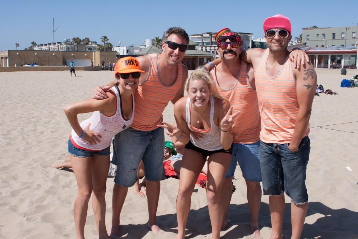 beach volleyball tournaments Hermosa Beach