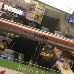Commercial beverage dispensers for restaurants