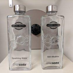 Customized bottles for Mercato Della Pescheria