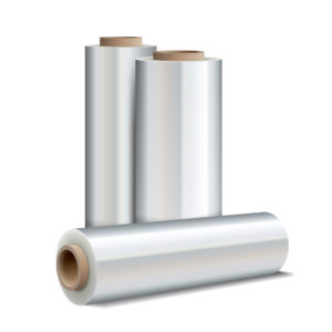 3 Shrinkfilm rolls from Smart Shield Packaging