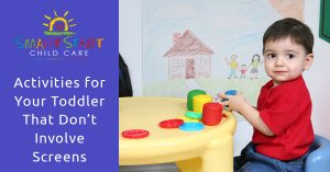 Toddler programs that don't involve screens