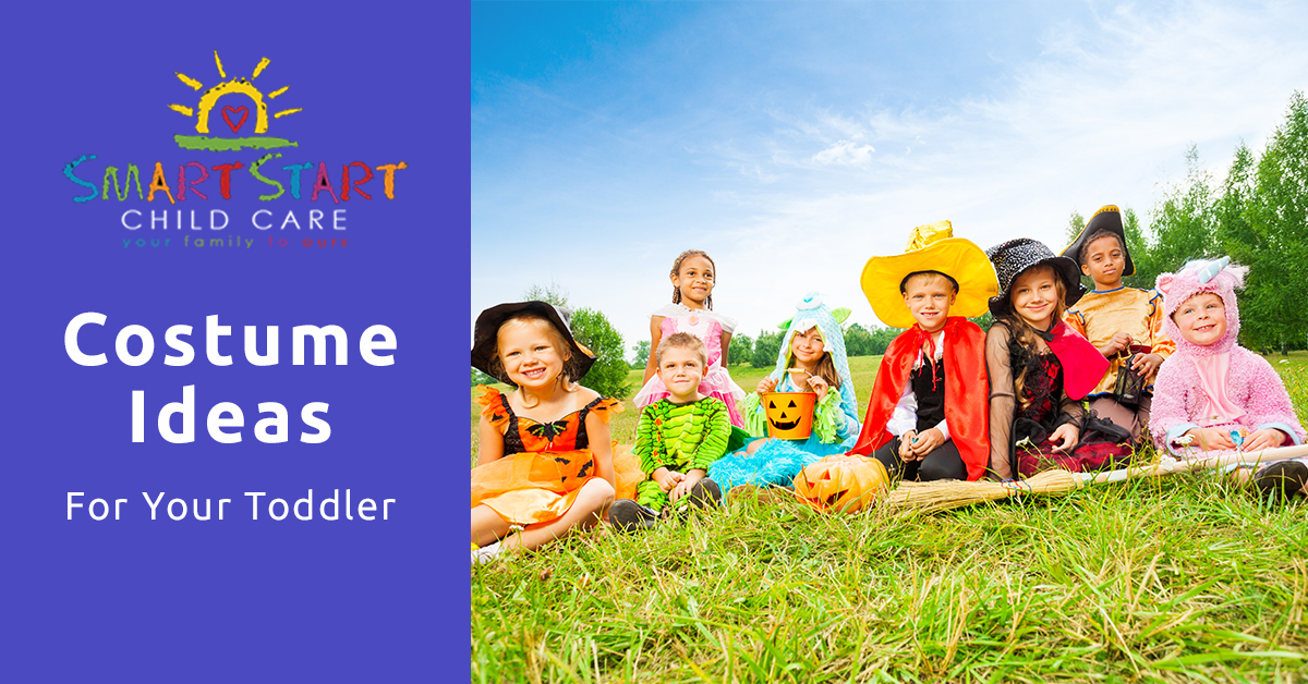 Costume ideas for your toddler and other child care tips