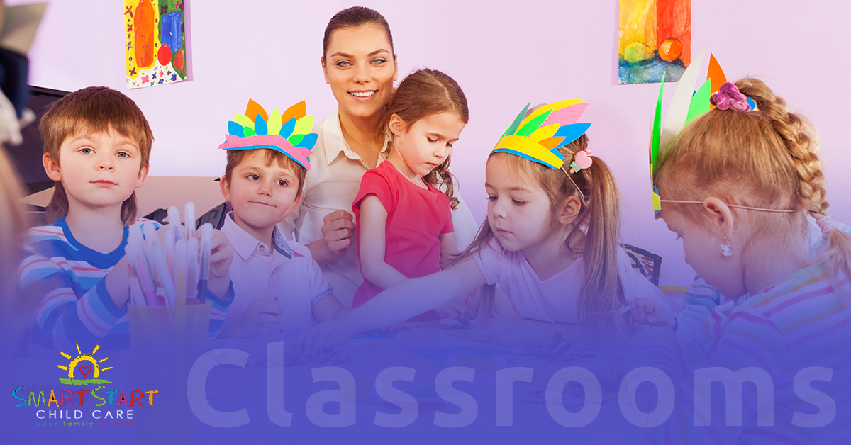 View our Bowling Green daycare classrooms today