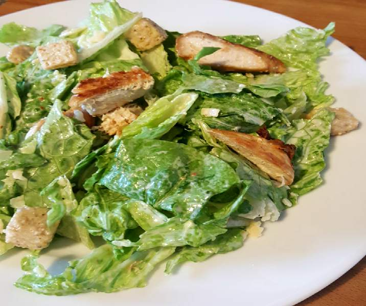 Low-Cal-Chicken-Caesar-Salad-