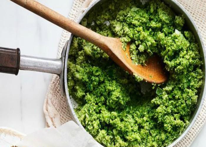 Simple-Broccoli-Rice