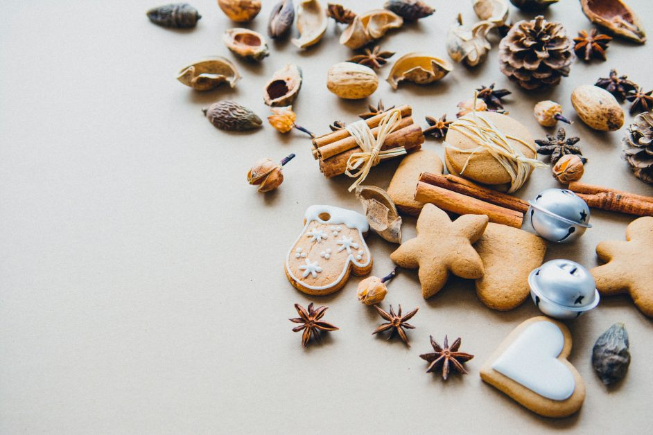 An image of holiday treats.