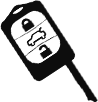 image of car key icon. click this to be directed to learn more about our automotive locksmith services.