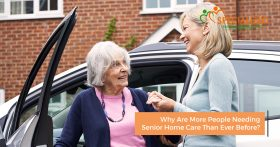 why more people need in home senior nursing care